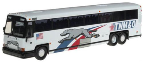 - MCI 102 DL3 GREYHOUND TNM & O * VINTAGE BUS LINES * 2002 Corgi Classics 1:50 Scale Limited Edition Die-Cast Replica (1 of only 2,900 distributed worldwide)
