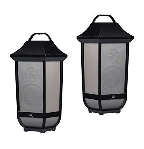 Acoustic Research Portable Bluetooth Speaker Glendale - 2 Pack (Renewed)