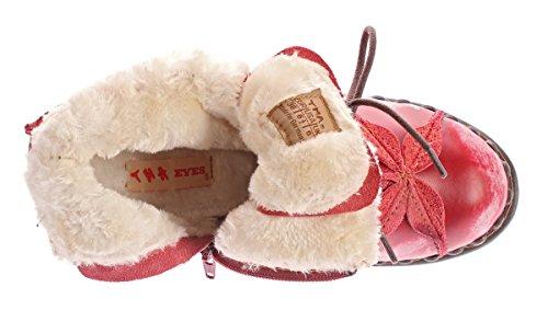 TMA - botas Mujer Rojo