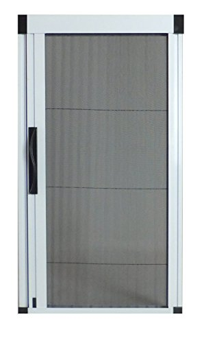 Greenweb Retractable Screen Door 40 inch by 84 inch Kit