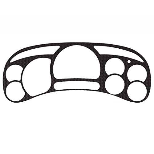 02 Carbon Fiber Dash Trim - 5