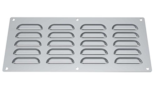 (SUNSTONE Vent-L 15-Inch by 6-1/2-Inch Stainless Steel Venting Panel)