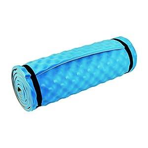Highlander Comfort Camping Mat Lightweight Roll Up Travel Mat Ideal for Camping, Festivals or even Yoga Workouts