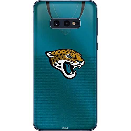 c9907ad0 Amazon.com: Skinit Jacksonville Jaguars Team Jersey Galaxy S10e Skin ...