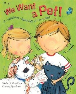 We Want a Pet PDF ePub fb2 ebook