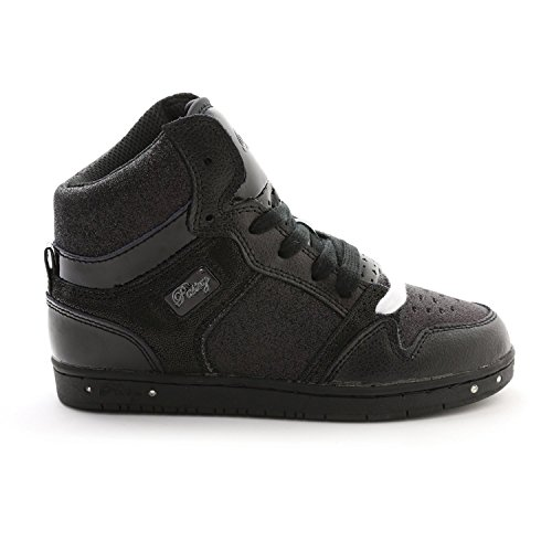 Glam Pie Glitter Youth - Black/Black, 2