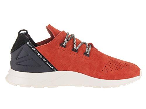 Adidas Per Uomo: Sneakers Zx Flux Adv X Rosso / Rosso-nero