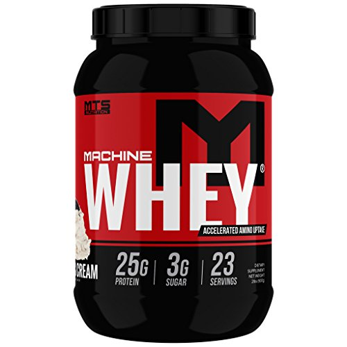 MTS Nutrition Machine Whey - Cookies and Cream