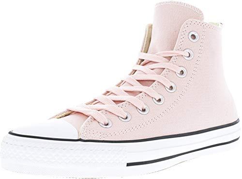 Converse Womens CTAS Pro Hi Fashion High Top Skate Shoes Pink 12.5 Medium (B,M) (Shoes Women Converse Cons)