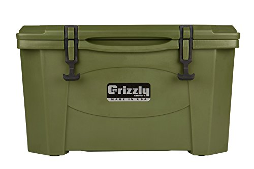 Grizzly 40 quart Rotomolded Cooler