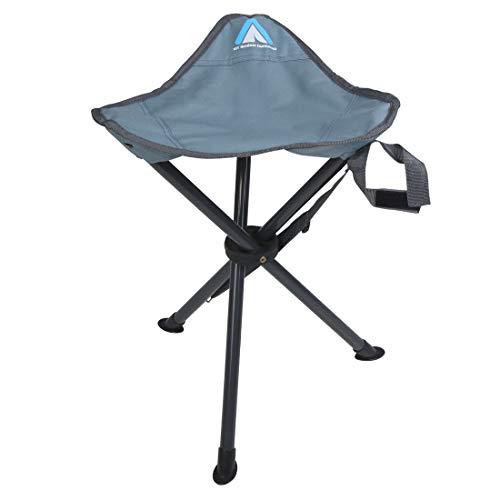 10T Tripod Arona driepootkruk camping trekking kruk vouwkruk gemakkelijk opvouwbaar klapstoel