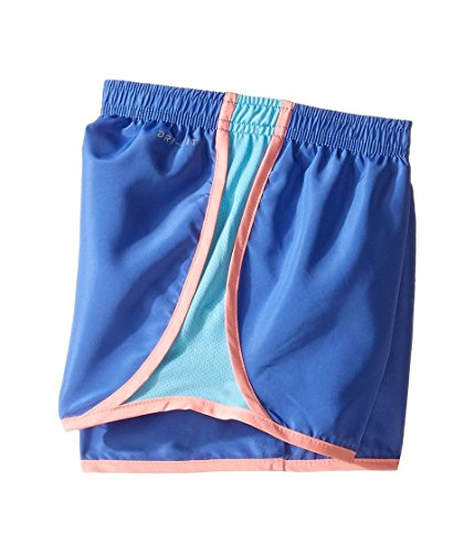 Nike Meisjes Droog Tempo Sportbroek Comet Blue (327358-b9a) / Perzik / Waterblauw