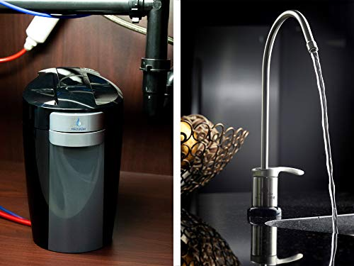 Multipure Aqualuxe - Below - Faucet Adapta