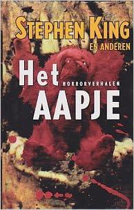 Aapje Het Amazoncouk Stephen King 9789057950209 Books