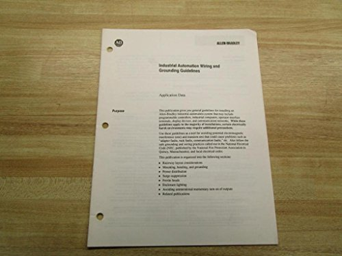 Allen Bradley 955116-31 Manual For Industrial Automation Wiring