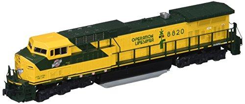 (Kato USA Model Train Products 176-7036 Locomotive Train (1:160 Scale))