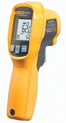 Fluke 62 Infrared Thermometer Series by Fluke Corporation