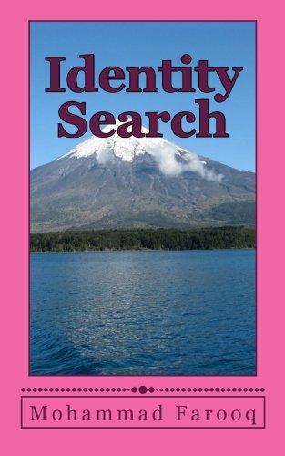 Identity Search pdf epub