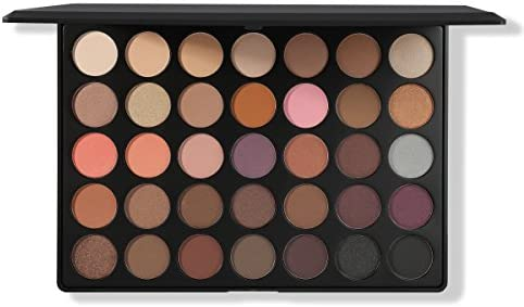 Morphe 35w Warm Color Eyeshadow Palette Buy Online At Best