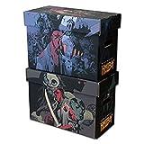 BCW 1-BX-Short-Art-HELLB Short Comic Box - Art