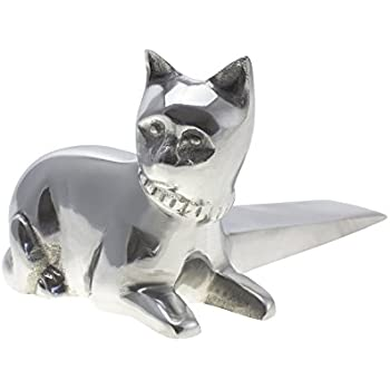 Amazon Com Decorative Cat Door Stopper By Comfify Hand