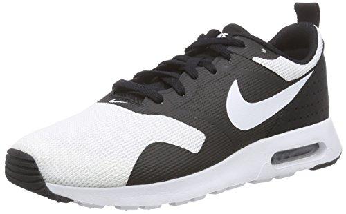 Nike Air Chaussures De Course Max Hommes, Multicolores (011 Noir / Blanc-blanc)