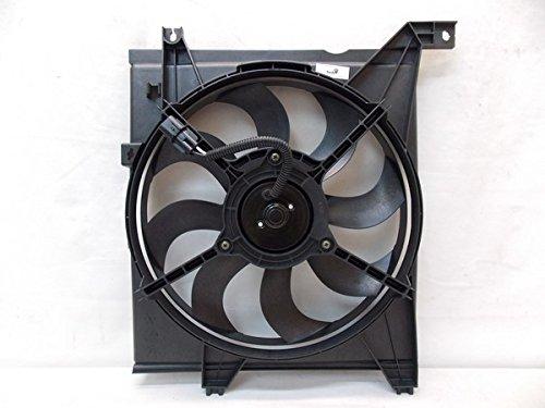 RADIATOR COOLING FAN FOR KIA FITS SPECTRA SPECTRA5 SEDAN HATCHBACK KI3115117 - Kia Spectra Radiator Fan