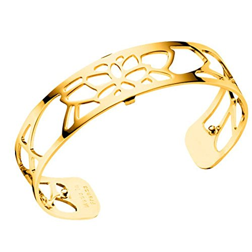 Les Georgette Nenuphar 14mm Cuff in Gold