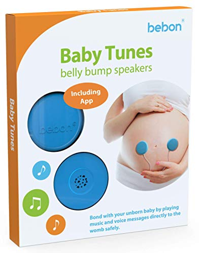 For Sale! Baby-Bump Headphones - Plays and Shares Music, Sound and Voices to The Womb - Premium Baby...