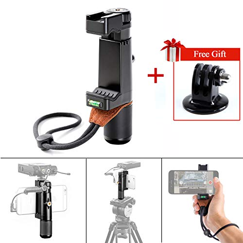 - Sevenoak SK-PSC1 SmartGrip Handheld Stand Smartphone Mount Selfie Holder Filmmake Grip with Handle & Mounting Shoe & Hand Strap String for iPhone 8 8 Plus 7 7 Plus Samsung Galaxy S4 Note for Tripod