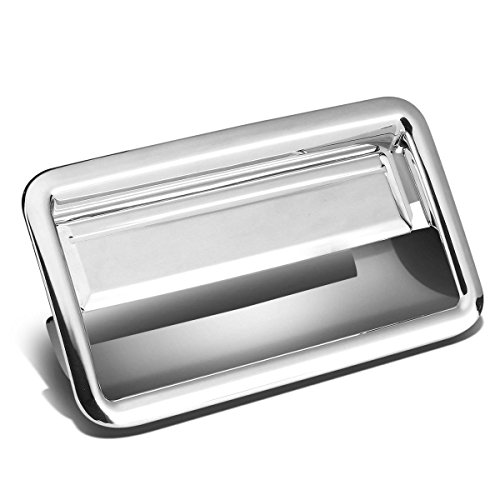 ries Tail Gate Exterior Door Handle Cover without Keyhole (Chrome) ()