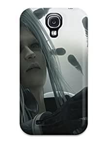 Durable Advent Children Back Case/cover For Galaxy S4