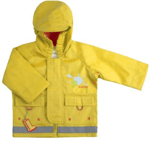 Kushies Hooded Rain Jacket