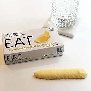 Amazon.com : EAT Assorted Pack (36 Bars) - Dark Chocolate, White Chocolate, Strawberry, Lemon Meringue Wafer Snack - Kosher, Nut Free, GMO Free, ...