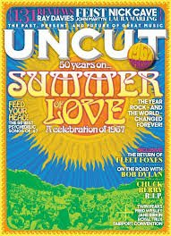 Uncut Magazine (June, 2017) Summer of Love Cover for sale  Delivered anywhere in USA