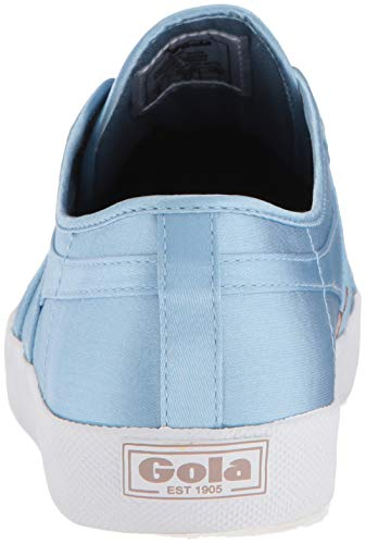 Gola Satin Baskets Teal Coaster Indian Femme White RFqxORw