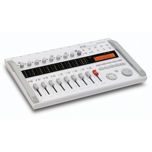 - Zoom R16 Multitrack SD Recorder Controller and Interface