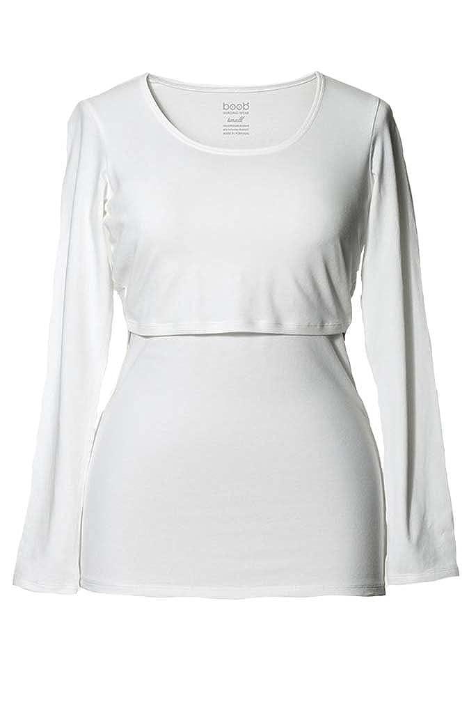Boob Damen Umstands Langarmshirt Classic L/S Top