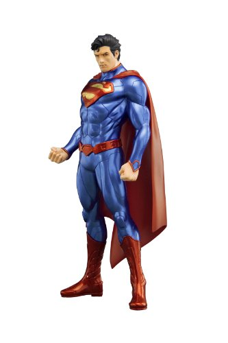 "Kotobukiya Superman New 52 ""DC Comics ArtFX + Statue"