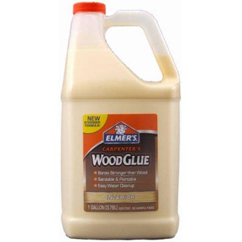 Elmer's Products, Inc E7050LMR Carpenters Wood Glue Elmer's, 1 Gallon, Tan
