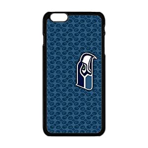 Happy Seattle Seahawks NFL Phone Case for Iphone 6 Plus