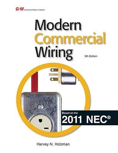 modern commercial wiring harvey n holzman 9781605255880 amazon notifier fire alarm wiring diagram modern commercial wiring harvey n holzman 9781605255880 amazon com books