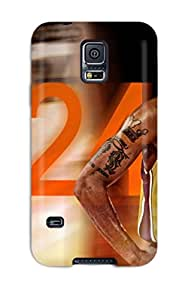 DanRobertse GQLTyji1094kdjii Case For Galaxy S5 With Nice Basketball Nba Kobe Bryant Appearance