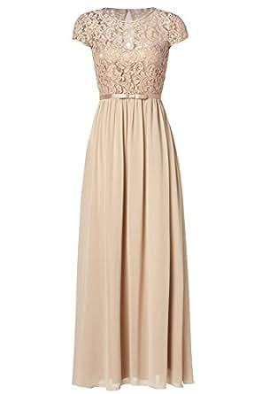 Ssyiz Custom Bridesmaid Dresses,Beige 6