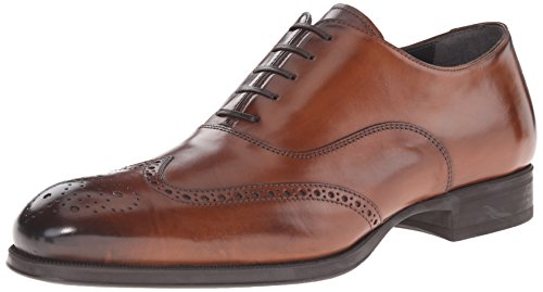To Boot New York Men's Dodd Oxford, Parmadoc Tan, 9.5 M US To Boot New York Wingtips Oxfords