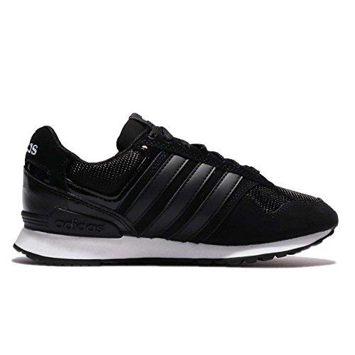 Adidas Femme 10k W, Noir / Blanc Noir / Blanc