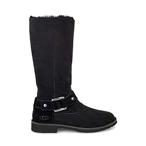 ugg-australia-womens-braiden-boot-black-9