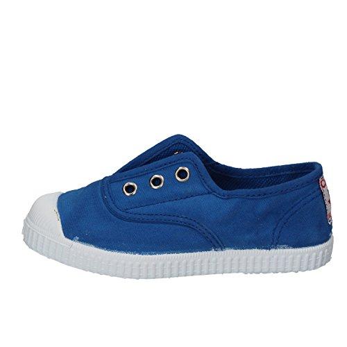 Cienta 70777 21/27 color beige unisex zapatos de la tela elástica 27 wQ9DJy