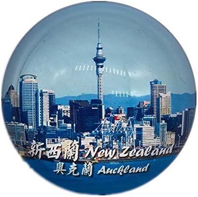 Weekinglo Souvenir Inicio Nueva Zelanda Nevera Nevera Ciudad Mundo ...