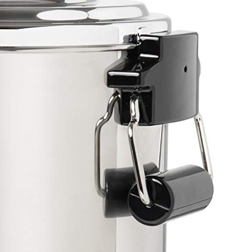 Nostalgia HomeCraft CU30SS Quick-Brewing 1000-Watt Automatic Coffee Urn, 30-Cup, Stainless Steel by Nostalgia (Image #3)